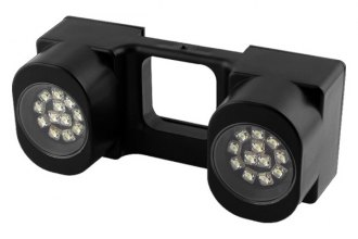 Spyder® - White Tow Hitch LED Working Lights