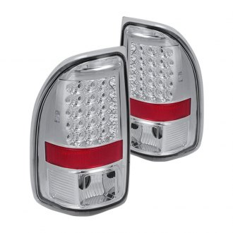 Spyder Chrome Led Tail Lights