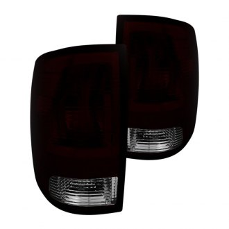 Spyder® - Chrome Red/Smoke OE Style Tail Lights