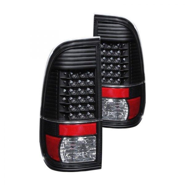 led tail lights spyder black led tail lights spyder black led. Black Bedroom Furniture Sets. Home Design Ideas