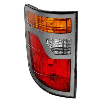 Spyder® - Chrome Amber/Red OE Style Tail Light