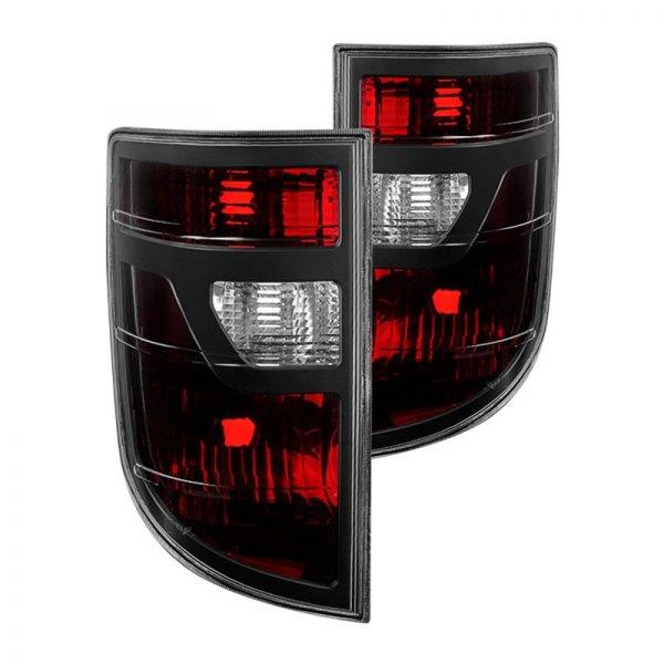 Spyder U00ae  Smoke Factory Style Tail Lights