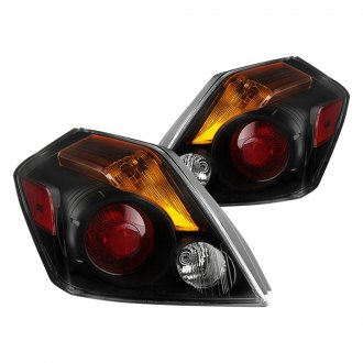 Spyder® - Black Amber/Red OEM Style Tail Lights