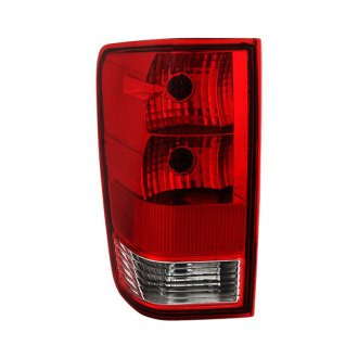 Spyder® - Chrome/Red OE Style Tail Light