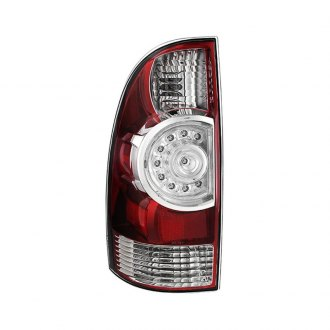 Spyder® - Chrome/Red OE Style LED Tail Light