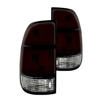 Spyder® - Chrome/Red Factory Style Tail Lights