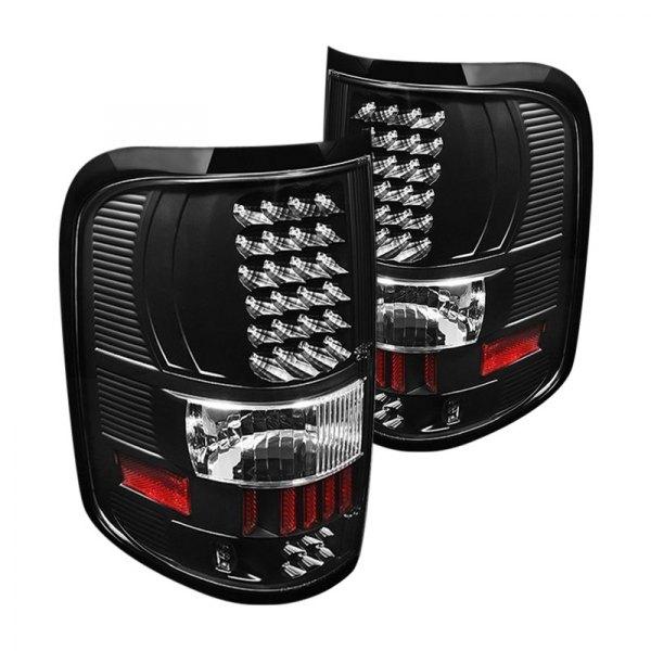 spyder alt on ff15004 led bk ford f 150 styleside 2007. Black Bedroom Furniture Sets. Home Design Ideas