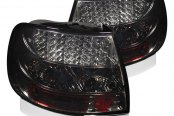 Spyder® - Chrome/Smoke LED Tail Lights