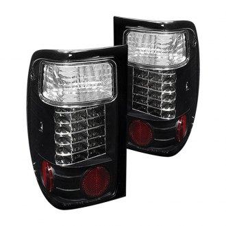 Spyder Black Led Tail Lights