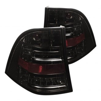 Spyder® - Black Red/Smoke LED Tail Lights