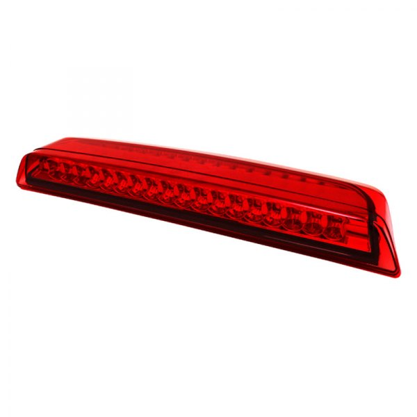 Spyder® - Chrome/Red LED 3rd Brake Light