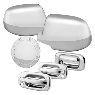 Spyder® - Chrome Door Handles, Tailgate Handle, Gas Cap, Mirror Covers