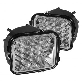 Spyder® - Chrome LED Corner Lights