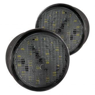 Spyder® - Smoke LED Turn Signal/Parking Lights