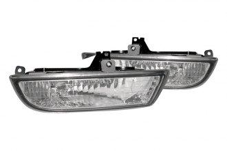 Spyder Auto FL-CL-HP97-C Honda Prelude Clear OEM Fog Light