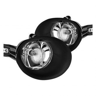 Spyder® - Clear OEM Style Fog Lights with Bulbs