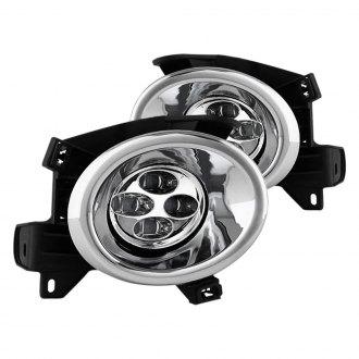2014 Nissan Pathfinder Custom Amp Factory Fog Lights Carid Com