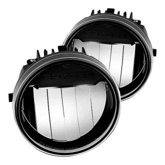 Spyder® - Black LED Fog Lights