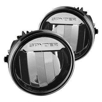 Spyder® - Chrome LED Fog Lights