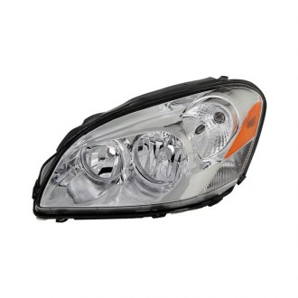 Spyder® - Chrome Factory Style Headlight