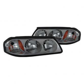2004 chevy impala factory replacement headlights. Black Bedroom Furniture Sets. Home Design Ideas