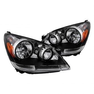 hd jh hody05 am c_6 2006 honda odyssey custom & factory headlights carid com Chevy S10 Tail Light Wiring at aneh.co