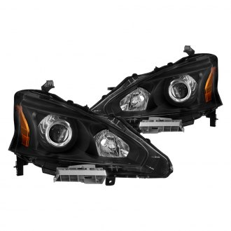 hd jh na134d am bk_6 2015 nissan altima custom & factory headlights carid com  at crackthecode.co