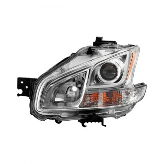 Spyder® - Chrome OEM Style Headlights