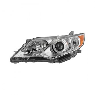 Spyder® - Chrome Factory Style Projector Headlight
