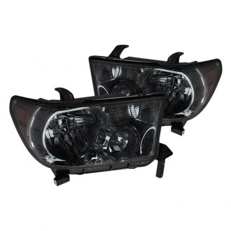 Spyder® - Chrome/Smoke OE Style Headlights
