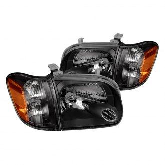 2006 Toyota Tundra Factory Replacement Headlights Carid Com