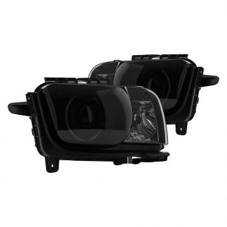 Spyder® - Black/Smoke CCFL Halo Projector Headlights