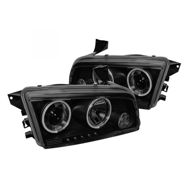 Spyder 174 Dodge Charger With Factory Halogen Headlights
