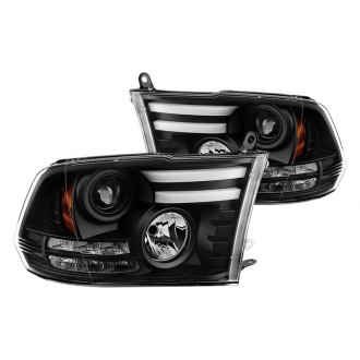 2011 dodge ram custom factory headlights. Black Bedroom Furniture Sets. Home Design Ideas
