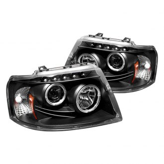 2003 ford expedition custom projector headlights. Black Bedroom Furniture Sets. Home Design Ideas