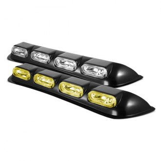 "Spyder® - 4"" Oval Roof Lights"