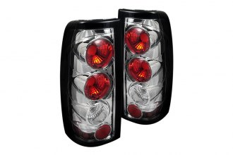 Spyder® - Chrome Euro Tail Lights G2