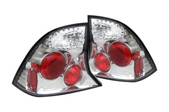 Spyder® - Chrome Euro Tail Lights