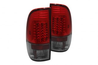 Spyder® - Red/Smoke LED Tail Lights G2