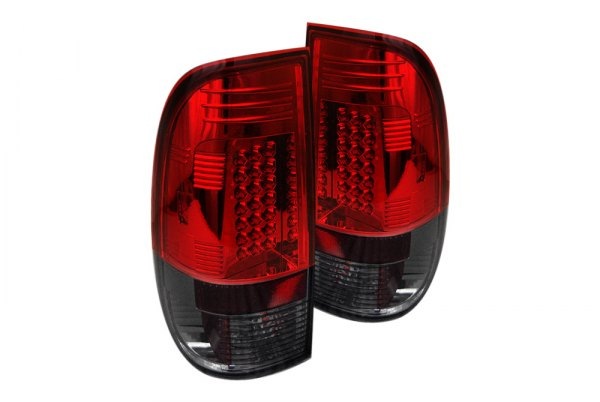 SPYDER� - Red/Smoke LED Tail Lights