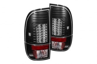 Spyder® - Black LED Tail Lights G2