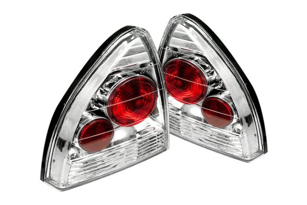 Spyder® - Chrome Tail Lights