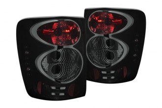 Spyder® - Black Smoke Euro Tail Lights