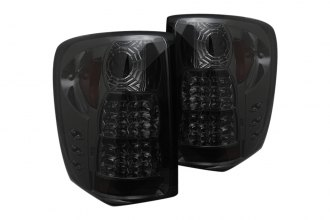 Spyder® - Smoke LED Tail Lights with LED Indicator