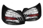 Spyder® - Black Fiber Optic Style LED Tail Lights