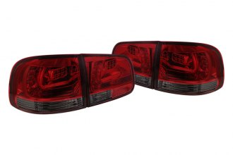 Spyder® - Red/Smoke LED Tail Lights