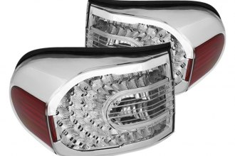 Spyder® - Clear LED Tail Lights
