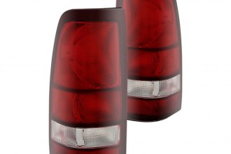 Spyder® - Red/Smoke Tail Lights