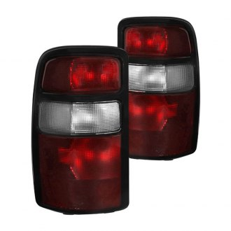 Spyder® - Red/Smoke OEM Style Tail Lights