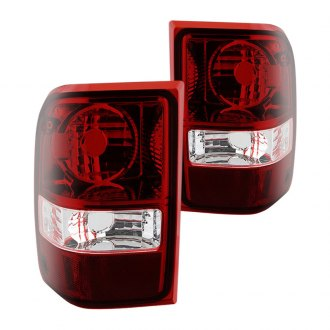 Spyder® - Dark Red OEM Style Tail Lights